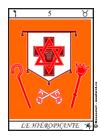 Pape, Tarot, Arcane Majeur du Tarot