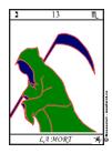 La Mort, Tarot, Arcane Majeur