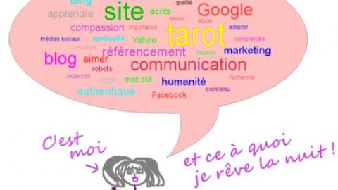 Quoi de Neuf sur La Voix du Tarot – Marketing SEO HTML CSS Google