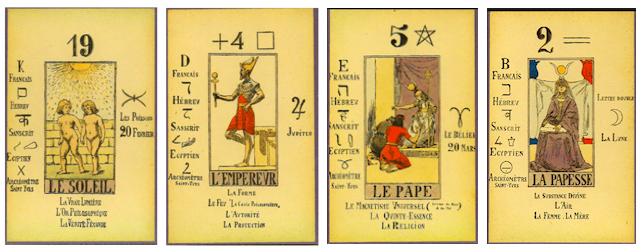 Histoire du Tarot et ses Origines Le Tarot des Bohémiens Papus
