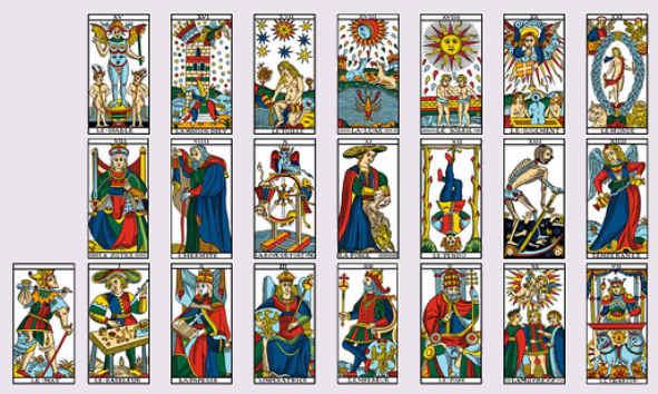 Tarot de Marseille, histoire du tarot et ses origines, Nicolas Conver